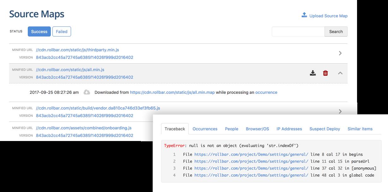 source maps and minified angular javascript